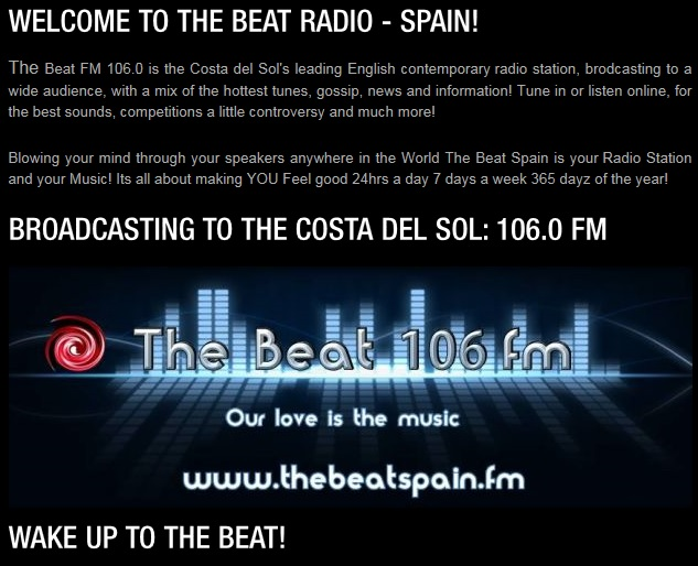The Beat 106fm